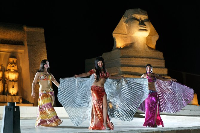 Skip the Line: 1001 Nights Show Ticket - Hurghada