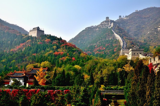 Private Transfer Service from Beijing To Juyongguan and Badaling Great Wall photo 8