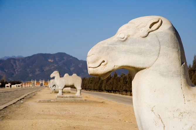 Eastern Qing Tombs and Dule Temple Private Tour from Tianjin City photo 11