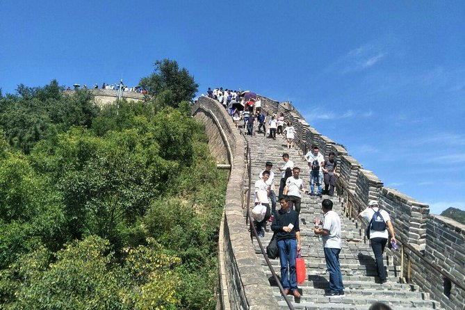 Private Transfer Service from Beijing To Juyongguan and Badaling Great Wall photo 7