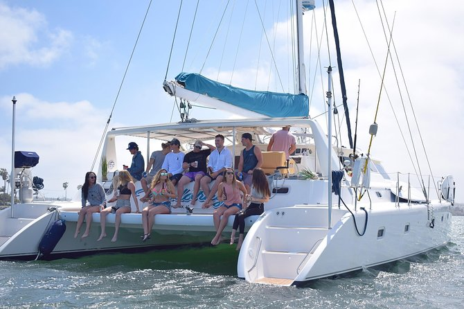 Luxury Catamaran Sailing Charter