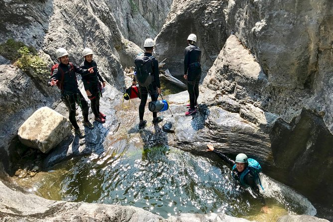 Canyoning - Ghost Canyon photo 10