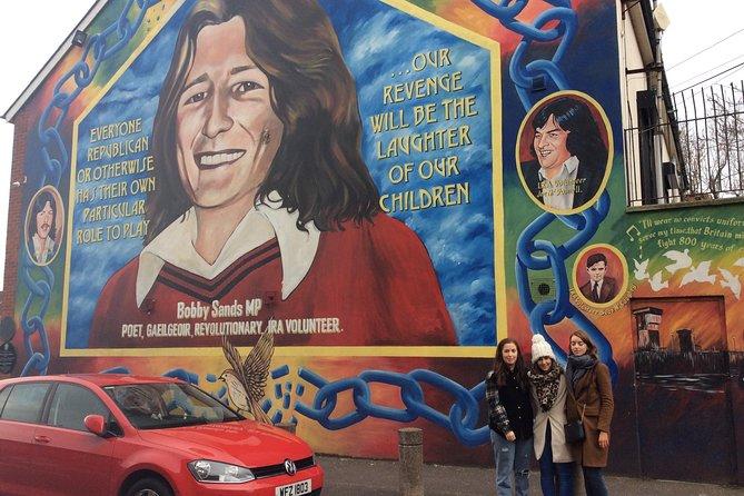 Peace Wall Taxi Tour
