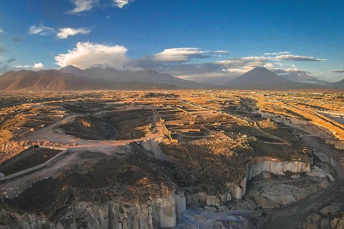 Ruta del Sillar - Small-Group Half Day Trip from Arequipa