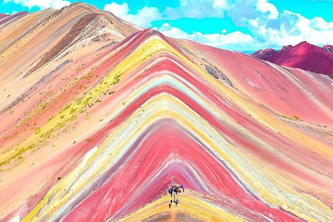 Rainbow Mountain & Red Valley, Private Service.