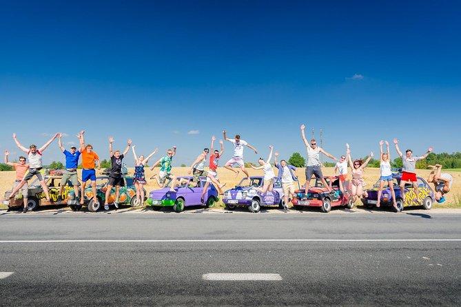 Pan Car Rally