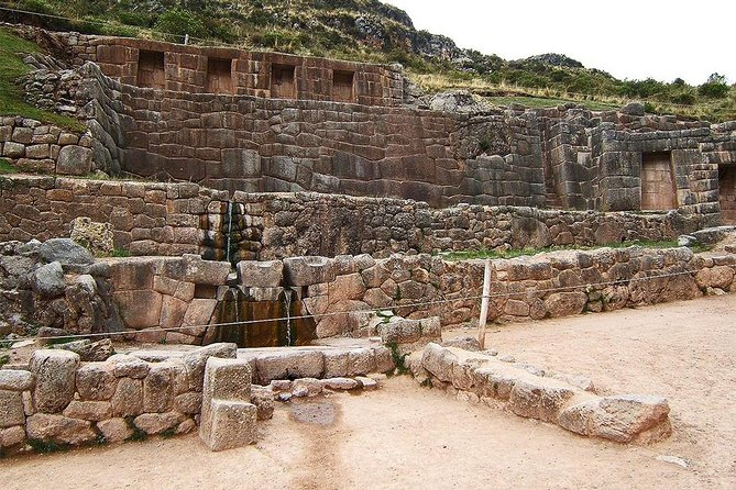 Pisaq, Sacsayhuaman, Qenqo, Pukapukara & Tambomachay Full Day Private Tour photo 2