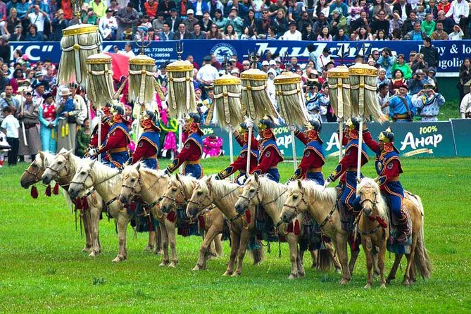 Naadam festival and Gobi desert tour