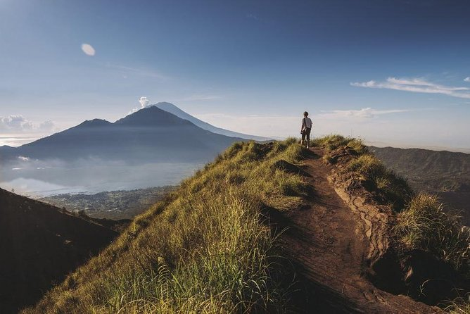 Mount Batur Surnrise Trekking and Hidden Waterfall Private Tour