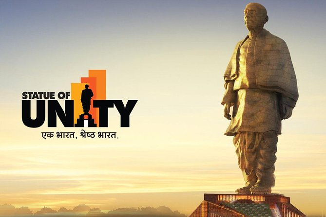 All-Inclusive Tour from Ahmedabad to the World's Tallest Statue: Statue of Unity