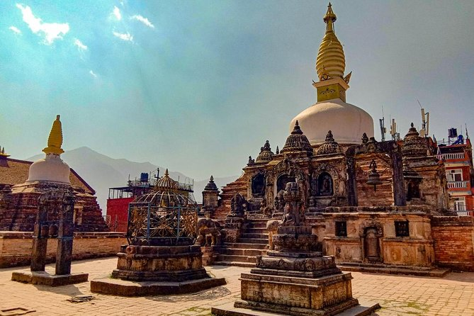 Private half day Medieval Kirtipur town with Newari food tasting trip