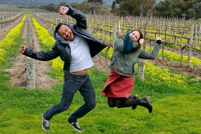 Mclaren Vale Luxury Full Day Small Group Wine Tour