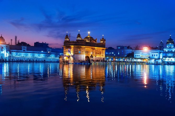 8-Days Private Trip - Holy Amritsar & Golden Triangle