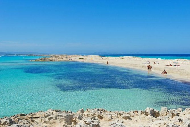 Ses Illetes Beach Formentera Catamaran Private Tour
