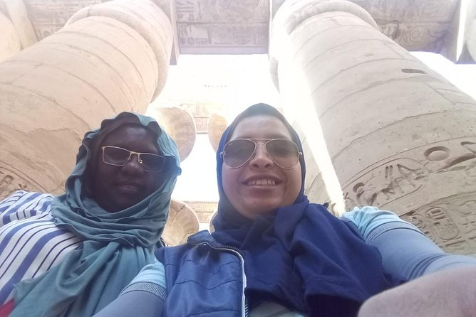 BUDGET LUXOR TRIP TO WEST BANK VISIT VALLEY KINGS MEMNON COLOSSI & HATSHEPSUT
