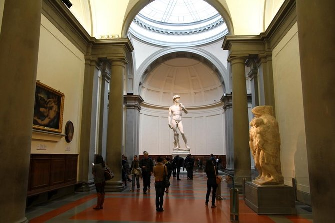 Walk with David: Florence Half Day Accademia Gallery and 2-hours walking guided tour photo 7
