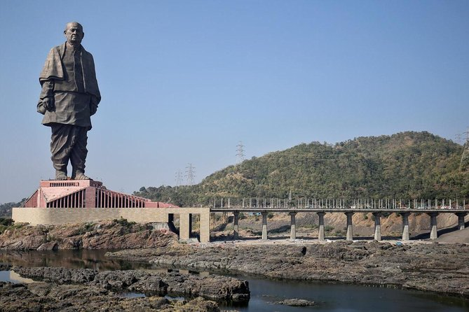 3-Day Tour from Ahmedabad to the World's Tallest Statue: Statue of Unity & More