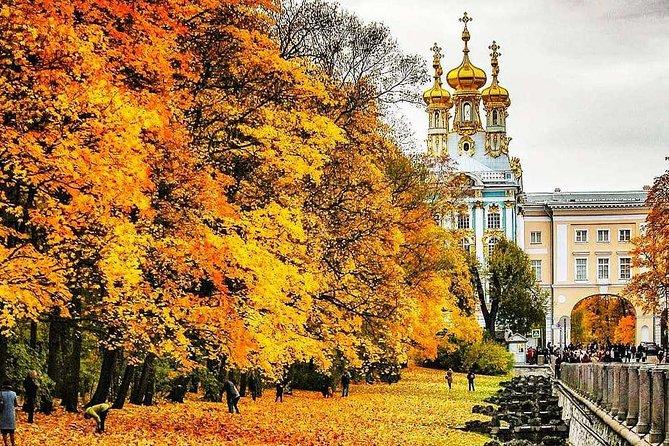 1-Day VISA FREE Private Shore Tour. Pavlovsk & Tzar's Village Highlights.
