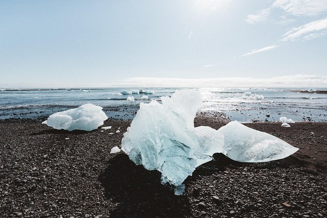 Jökulsárlón Glacier Lagoon 2 Day Tour | Glacier Hike & Entire South Coast
