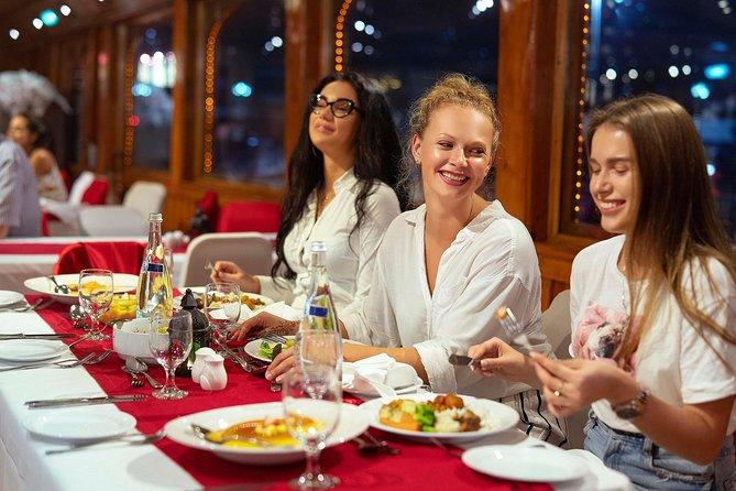 Abu Dhabi - Yas Island 5-stjärnigt middagskryssning