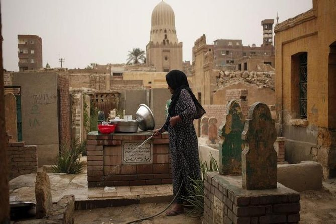 Cave Church, Garbage City & The City of the Dead In Cairo