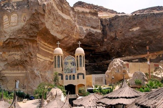 Day Tour To Coptic Cairo, Cave Crash & Virgin Mary Tree photo 4