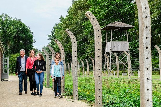 Camp Vught & Historical s-Hertogenbosch WWII Small Group Tour