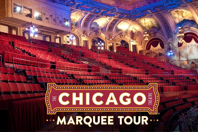 Chicago Theatre Marquee Behind-the-Scenes Tour photo 1