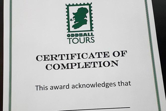 The Honorary Irish Crash Course