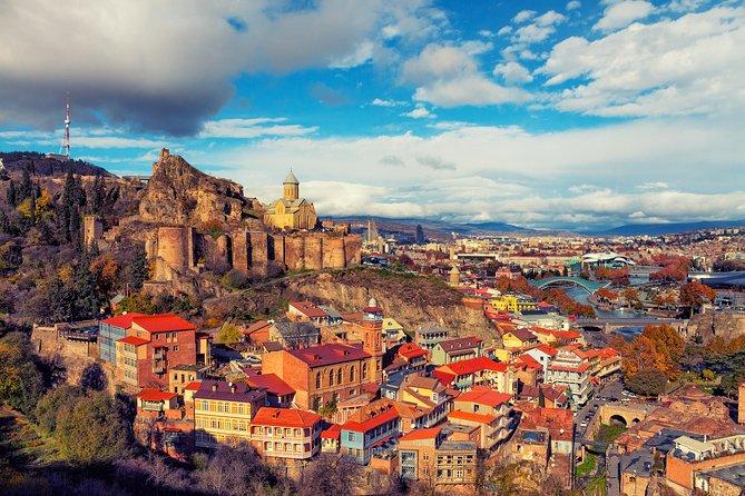 Tbilisi and Mtskheta city tours