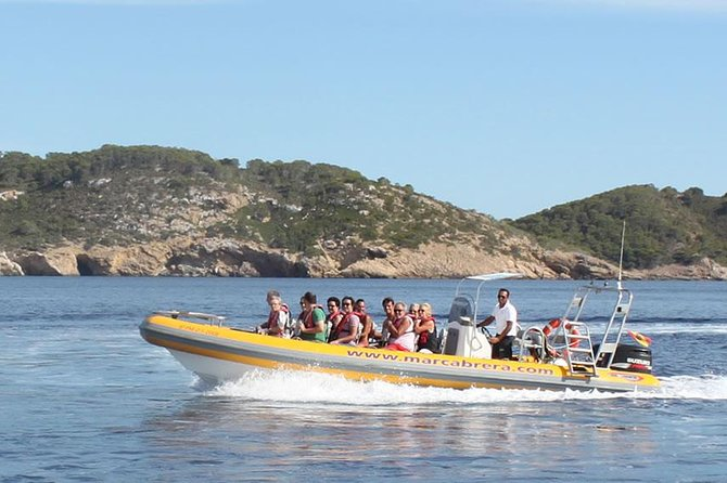 Visit Cabrera by Speed Boat