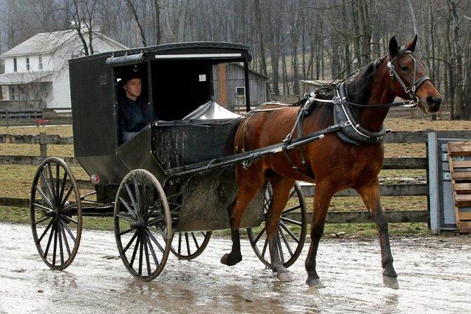 Niagara Falls USA Amish Heritage Tour