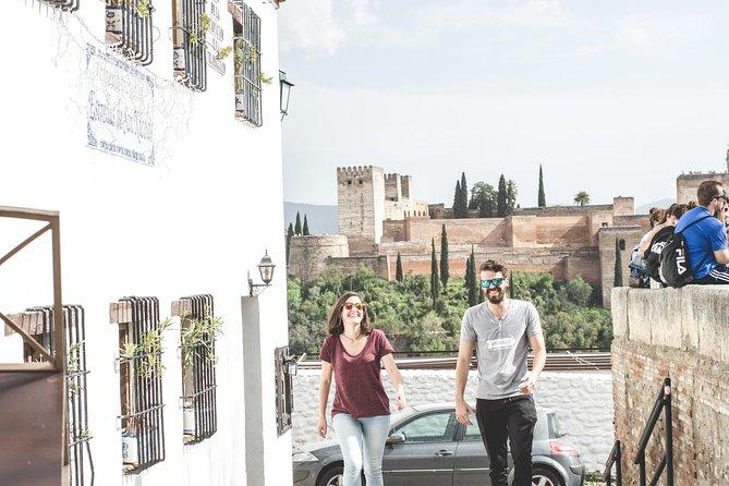 Granada Walking Tour of Albaicin and Sacromonte | Spain