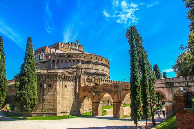 Private Castel Sant'angelo Tour for Kids & Families with Local Guide Alessandra