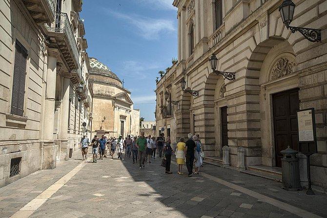 Walking tour Lecce
