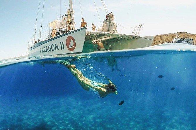 Molokini Snorkel and Performance Sail