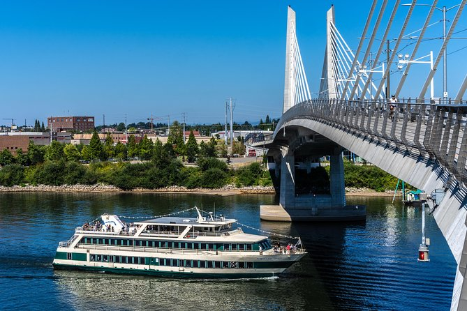 2-Hour Champagne Brunch Cruise Through Downtown Portland