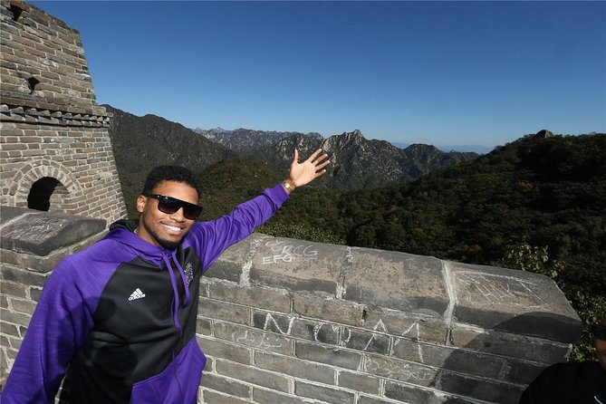 Delightful Private Mutianyu Great Wall Layover Tour with Full Body Massage