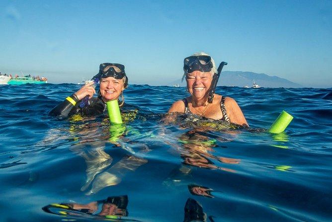 Molokini Wild Side: Snorkel And Cruise from Ma'alaea Harbor