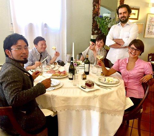 Balsamic, Parmesan, Lambrusco & Local Lunch