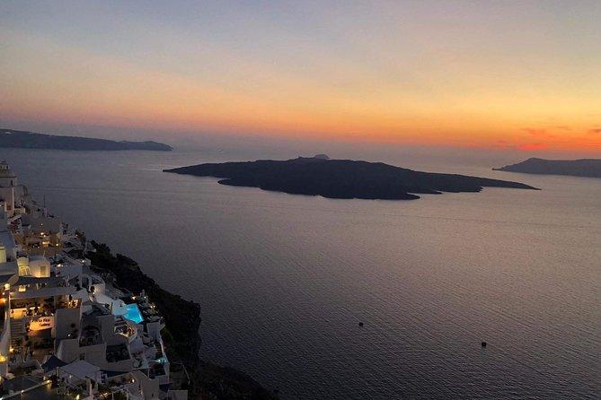 Santorini 4 hours tour