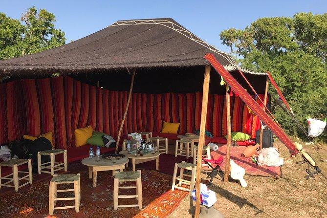 Essaouira: Quad 2-day and 1-night trek (Berber tents)