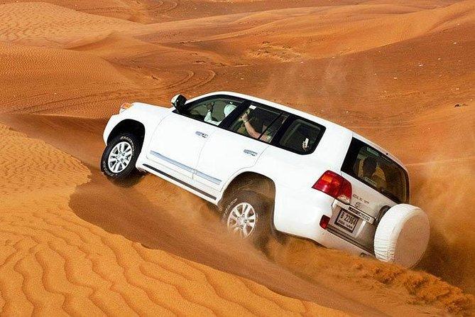 Liwa Desert Safari World's Largest Unbroken Stretch of Sand