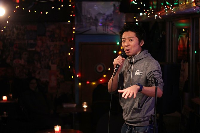"English Stand up Comedy Show in Tokyo ""My Japanese Perspective"""