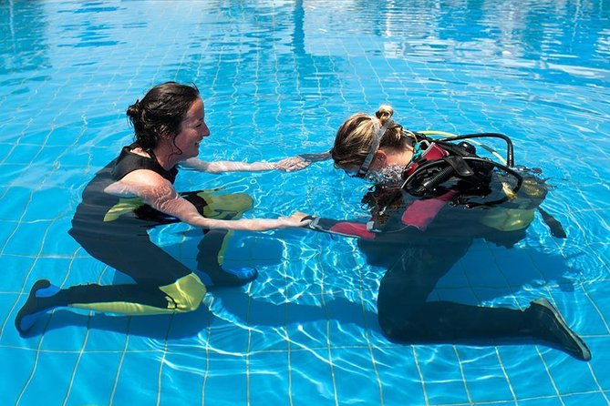Scuba Diving open water PADI course in Hurghada