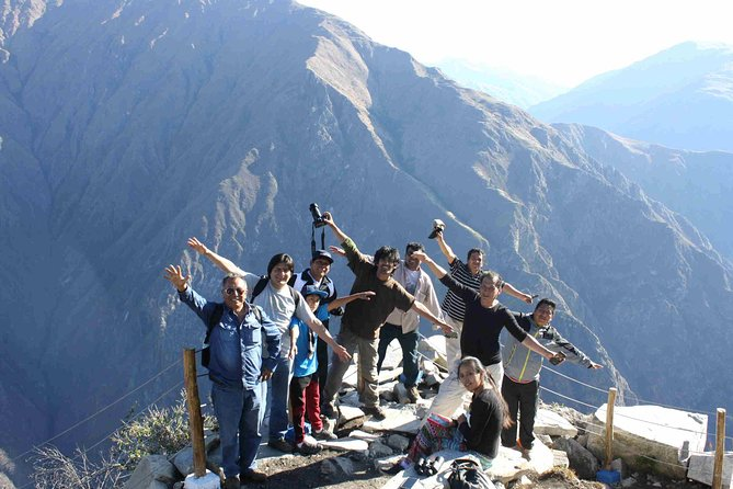Condor Lookout Point Hike in Chonta from Cusco photo 4