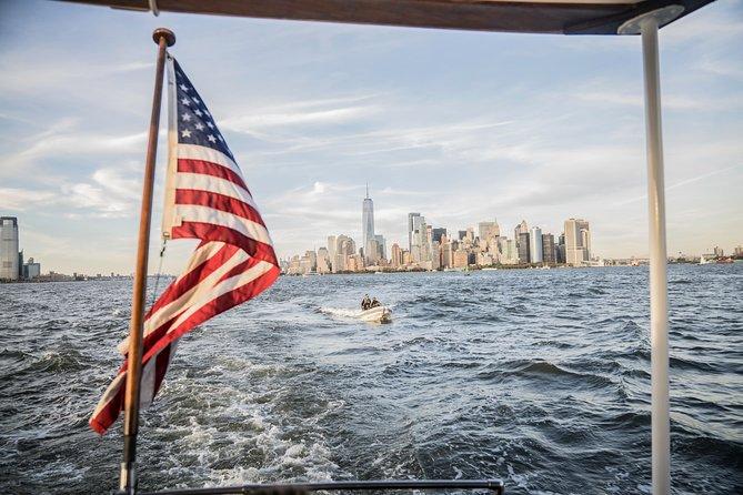 Sightseeingcruise door New York City vanuit North Cove