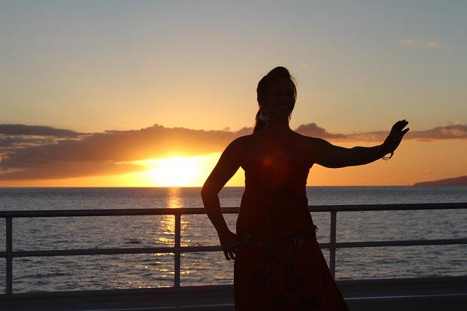 Maui Sunset Luau Cruise from Ma'alaea Harbor