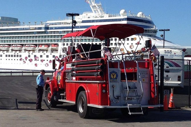 Private Narrated Portland Sightseeing Tour Aboard Vintage Fire Engine photo 10