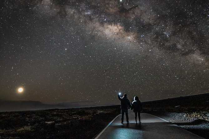 Mauna Kea: A Mars and Stars Photo Experience